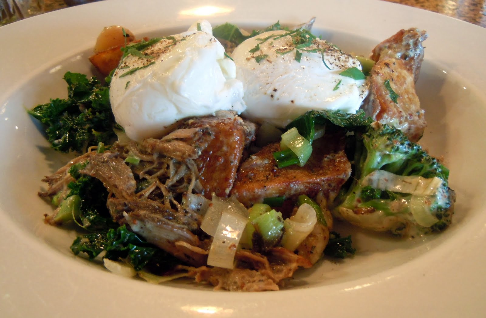 Pork Pastrami Hash at The Country Cat in Portland | hashcapades